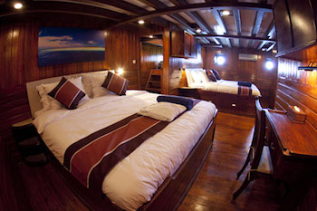 Damai liveaboard - Indonesian luxury liveaboard diving